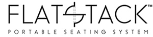 Portable Seat | Portable Seating System | FLATSTACK™